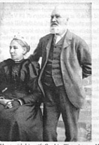 William and Sophia Hunt
